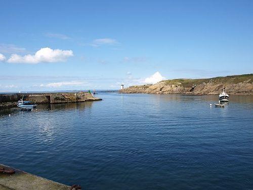 Hafen Le Conquet