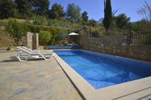 Privat Pool 9 x 4,5 m