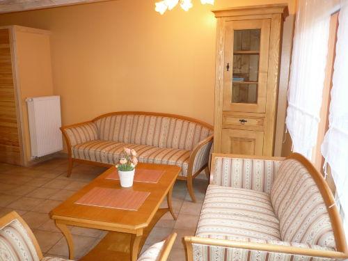 TOSKANA - Wohnzimmer mit Sofagruppe