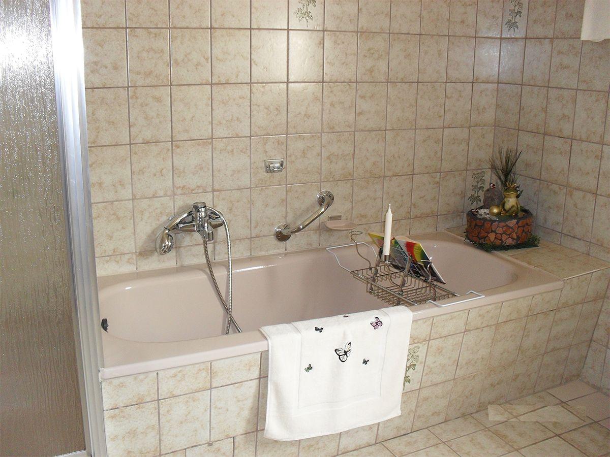 Duschen oder Baden - ganz nach belieben