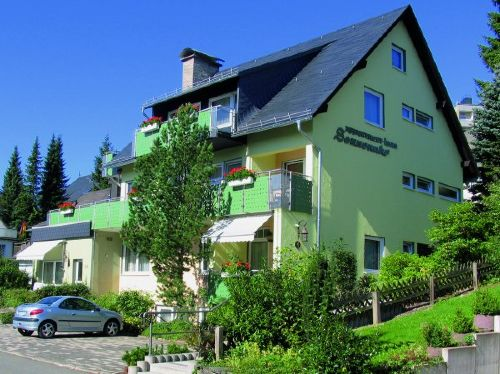 Ferienwohnung Gbel's Haus Sonnenuhr