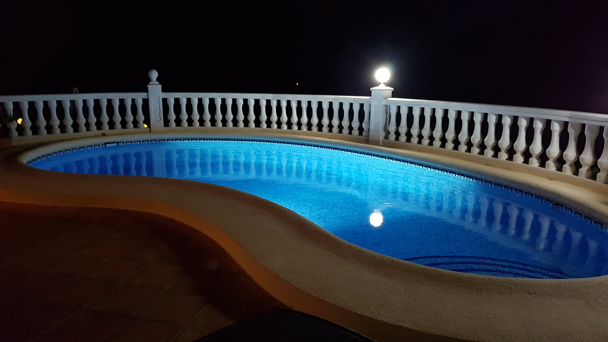 Poolterrasse