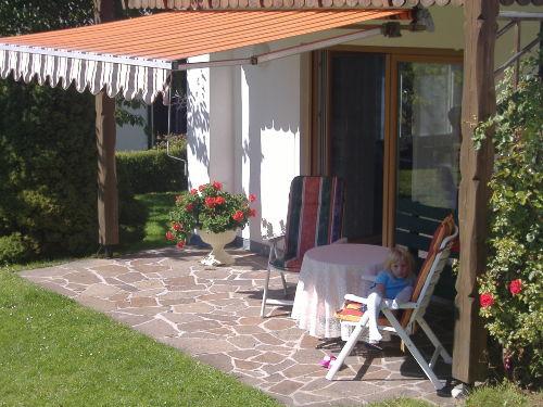 4 Sterne Wohnung Dellawalle mit Terrasse