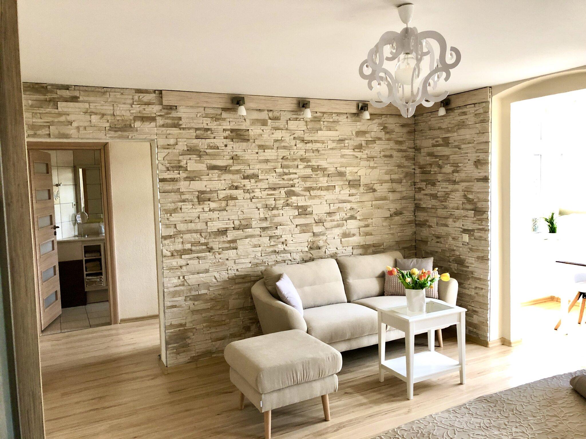 Wohnzimmer-schlafbereich