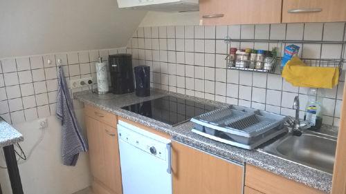 Induktion, Spülmaschine, Kühlschrank usw