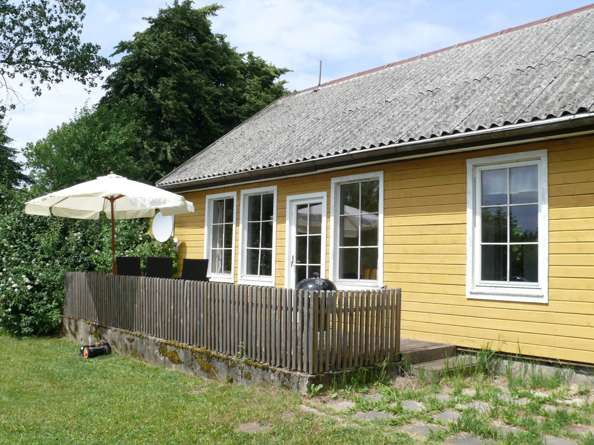 Schwedenhaus Börgerende