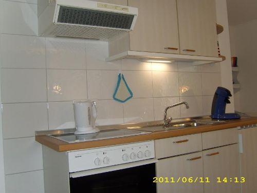 Küche Heike mit Senceo