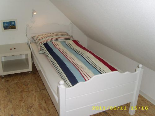 zweites Schlafzimmer Hanne