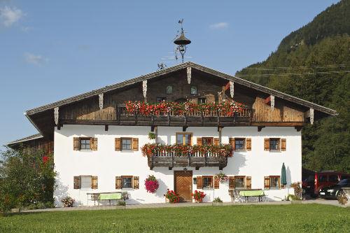 Unser Bauernhaus - Bergerhof