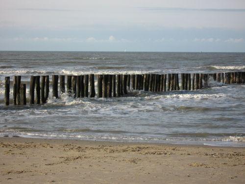 Unsere schöne Nordseestraende..