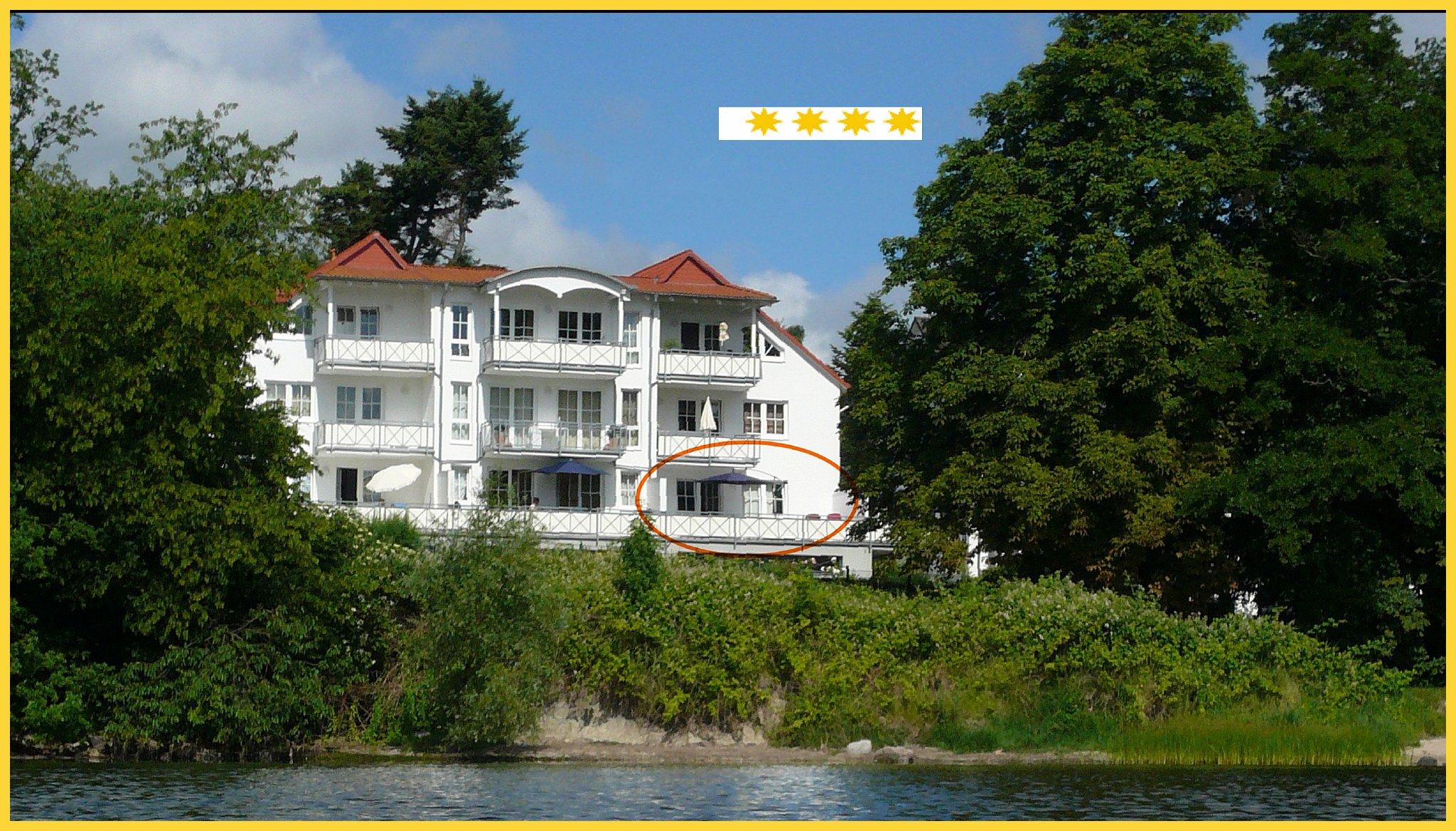 Villa Vilmblick Wohnung 4 (Kreis)