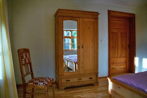Ein weiteres Schlafzimmer in Erdgeschoss