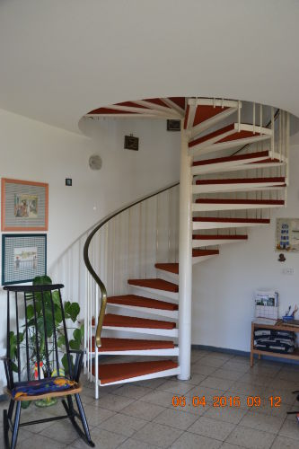 Treppe zum 1.Stock