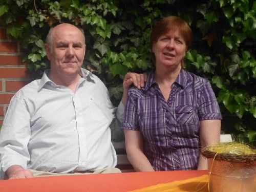 Hermann und Christa Geers