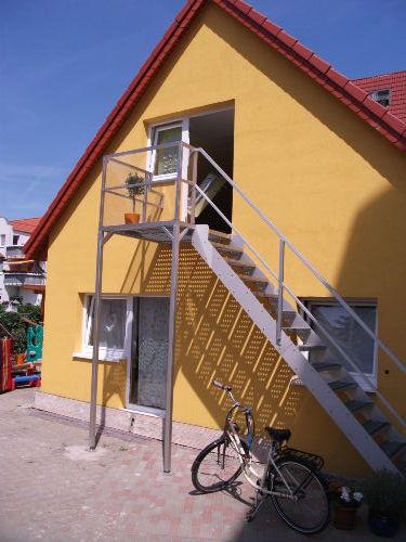 Wohnung im Dachgeschoß
