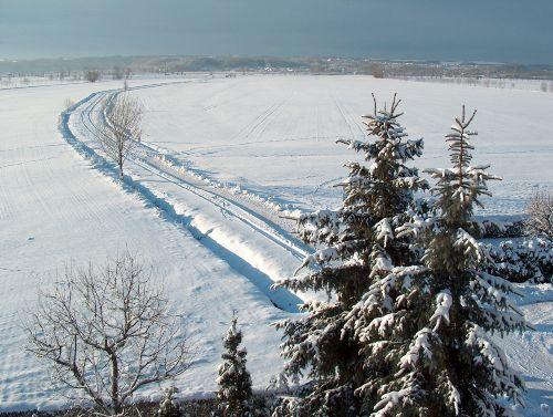 Ausblicke - Winter