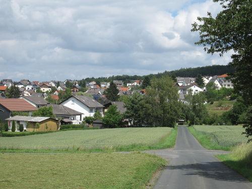 Ortsansicht Hohenahr-Erda