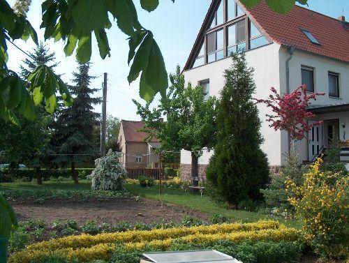 Rathenaustrasse 13 - Gartenansicht