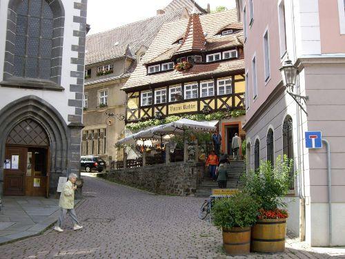 Meißen - Historische Altstadt