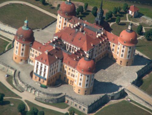 Schloss Moritzburg - Entfernung 8 km