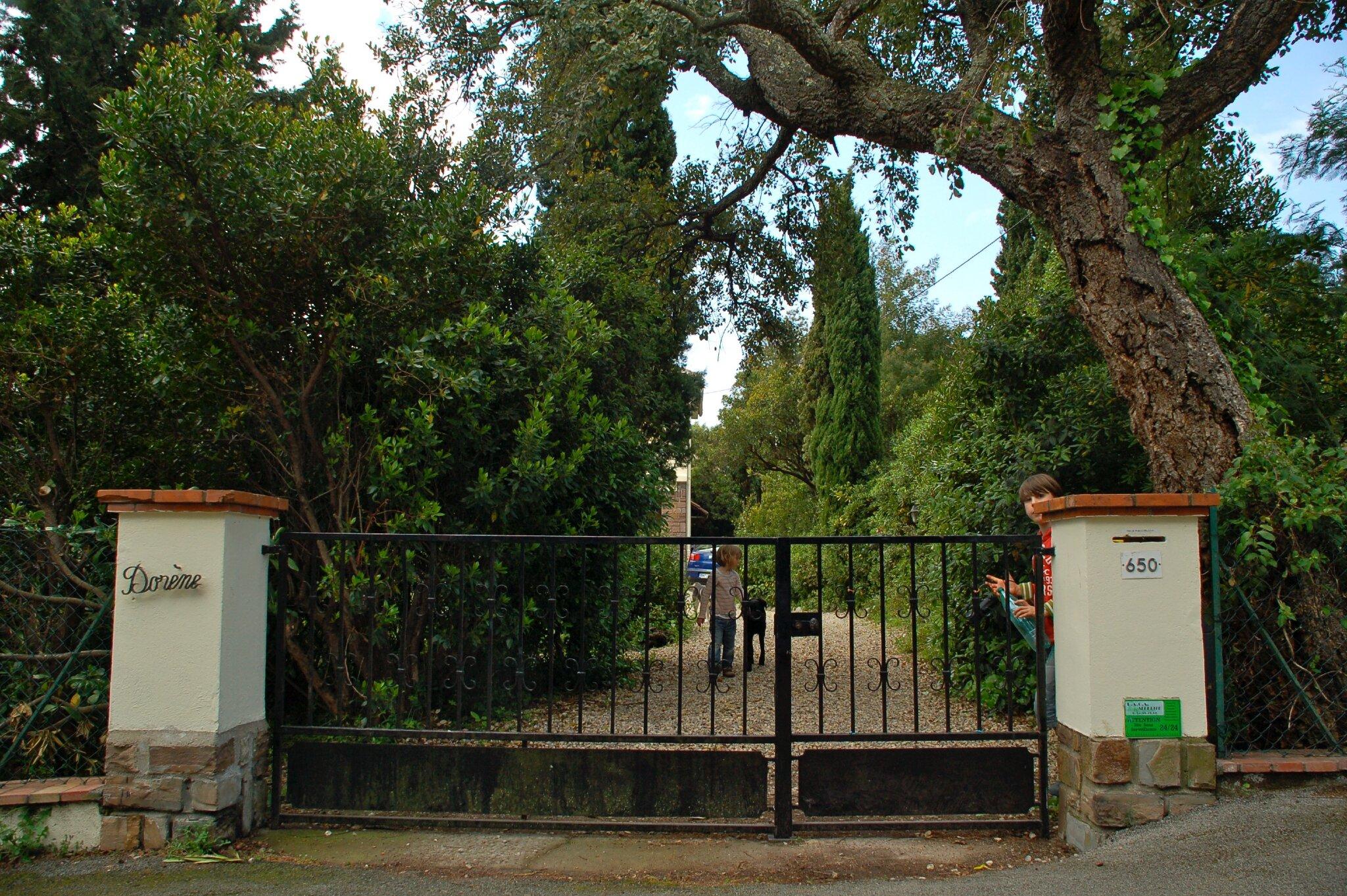Strand 'La Riviera' Richtung Ste. Maxime