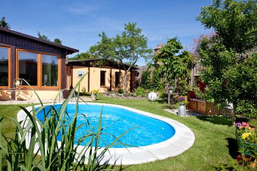 Außensauna / Pool