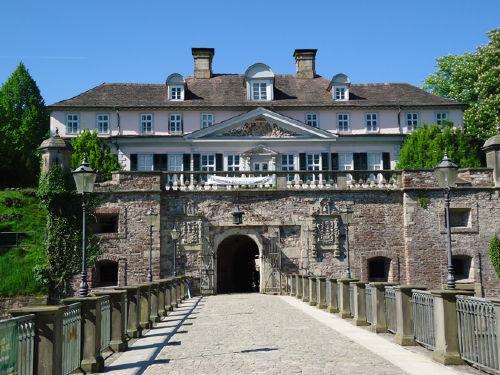 Pyrmonter Schloss