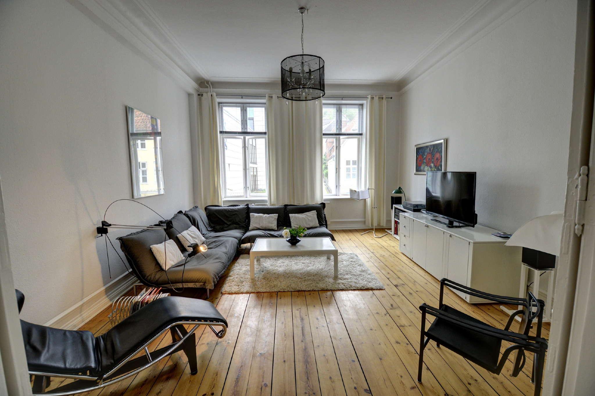 Bürgerhaus am Oluf - Wohnzimmer