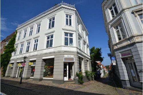 """Aussenansicht """"Bürgerhaus am Oluf"""""""