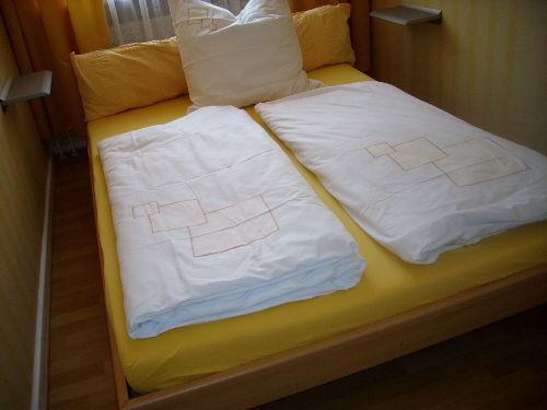 Franz. Bett 1,40 x 2.00 m