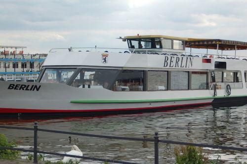 Dampferfahrt um Berlin ab Tegel
