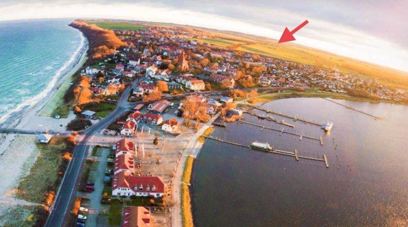 Ausblick Salzhaff -/- Ostsee Einmalig!