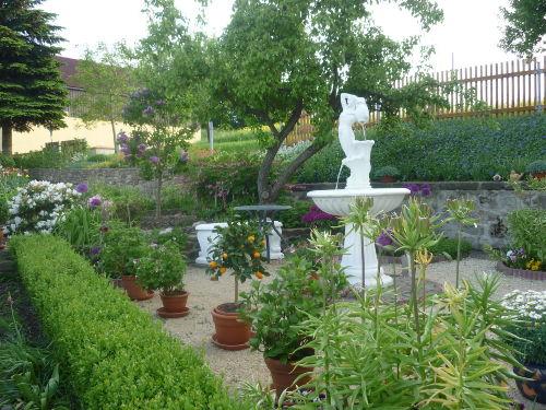 Garten zum Verweilen