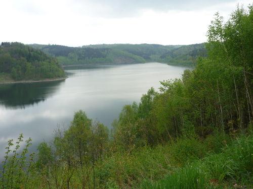 Wandertip: Talsperre Bad Gottleuba 5 km
