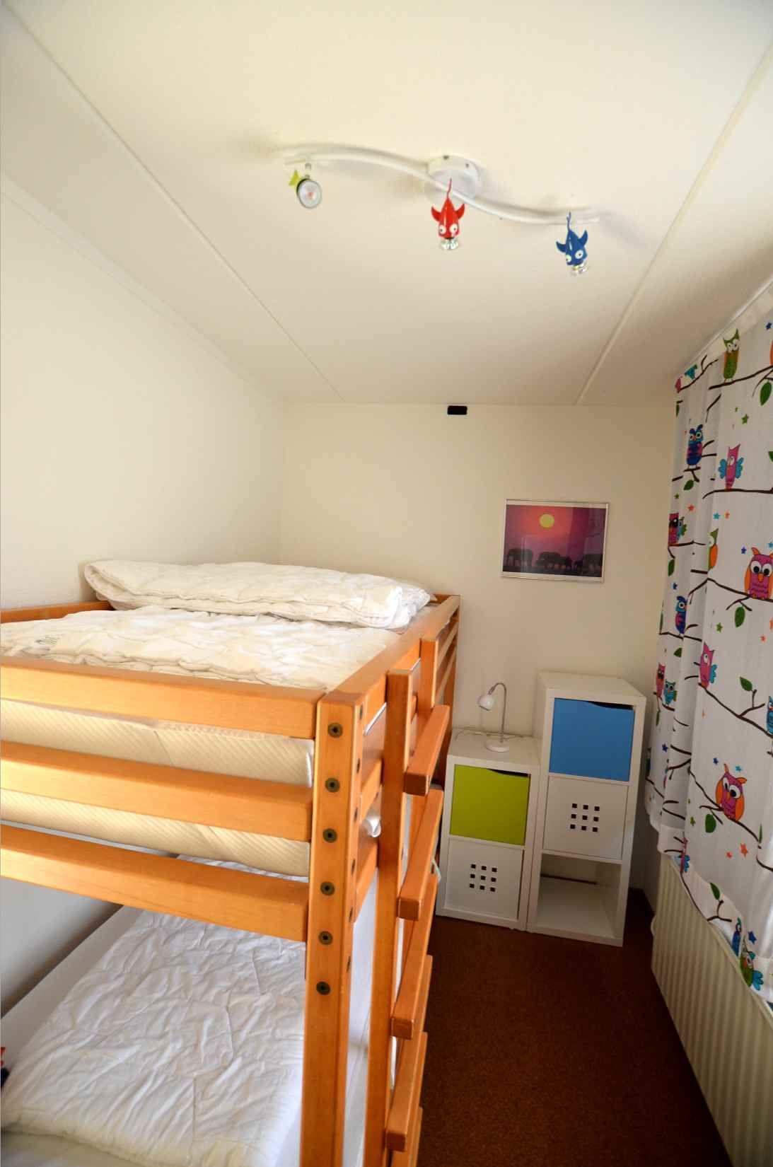 Schlafzimmer 2 - Erdgeschoss