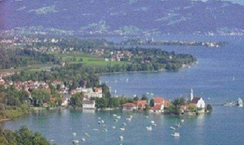 historische Halbinsel Wasserburg