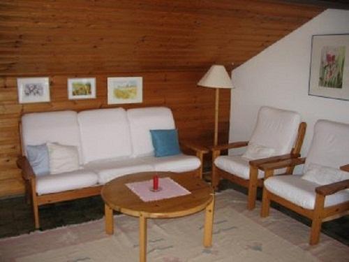 gem�tliche Sitzecke im Wohnzimmer