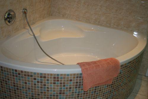 Badewanne für 2