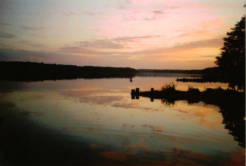 Abendstimmung am Jabelsee