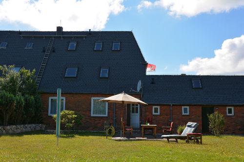 Ferienhaus STEINTAL/ R�ckseite