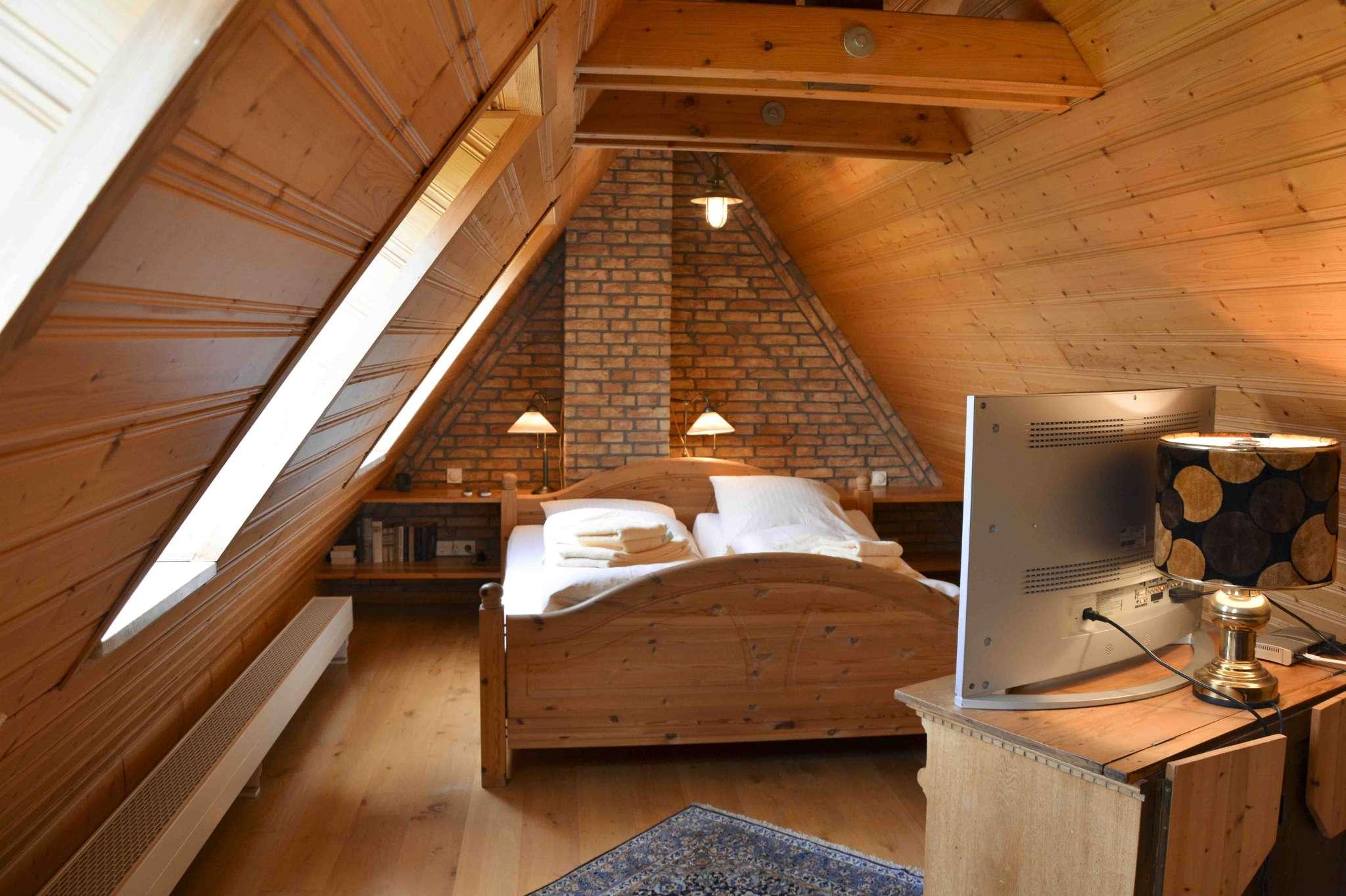 Doppelbettschlafzimmer/1. Stw./Ruhezone