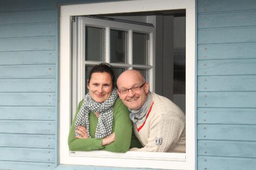 Tessa Siep und Harald Fornoff