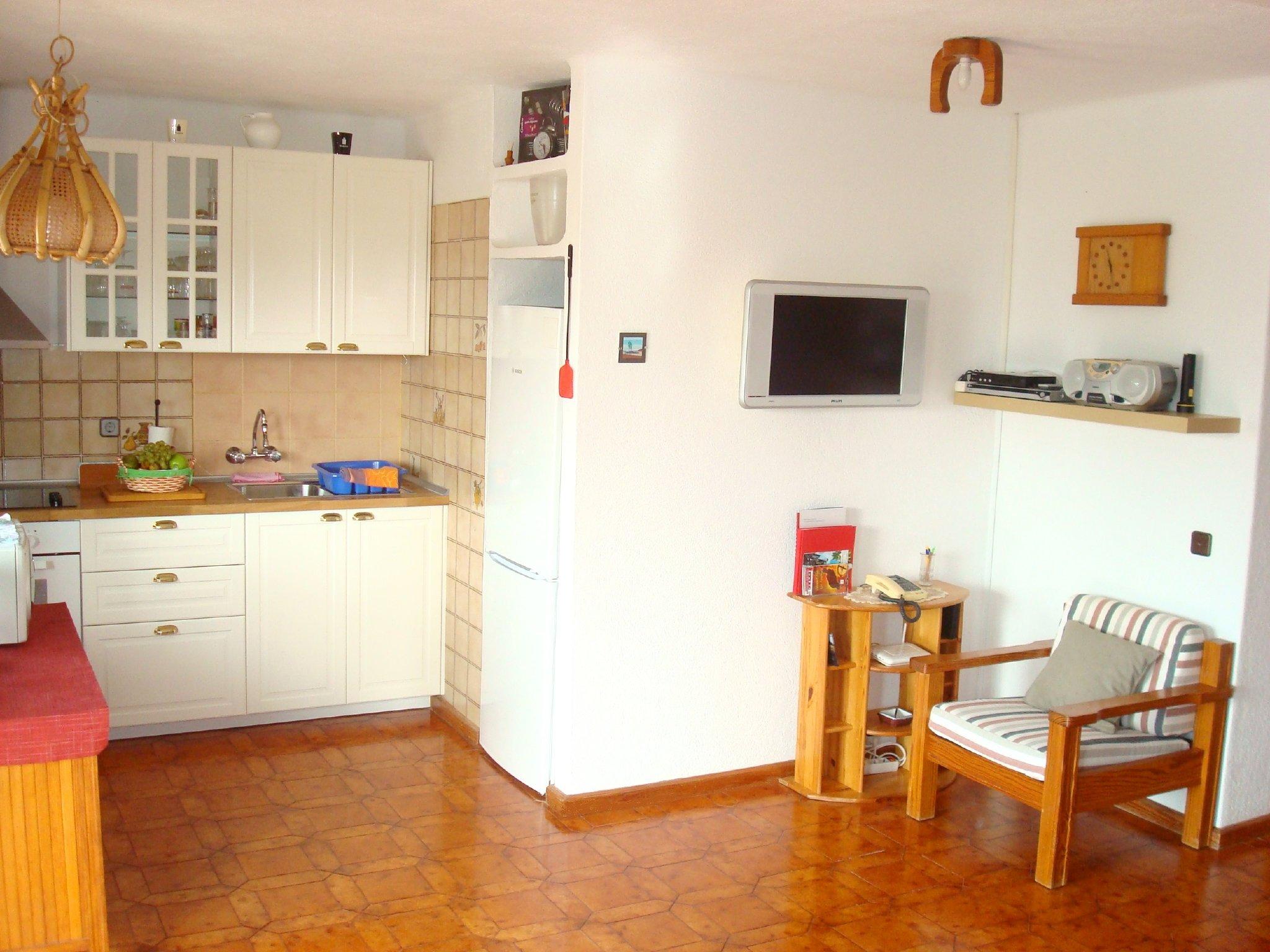 Offene Wohnraum-küche