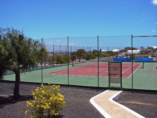 Tennis-platz