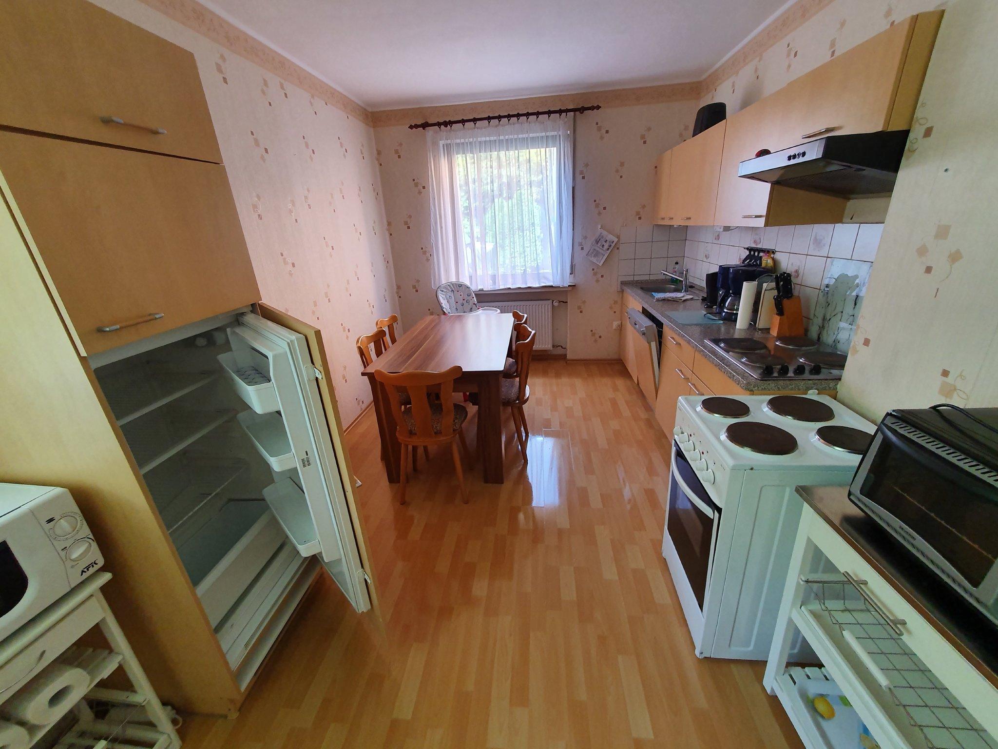K�chenbereich, Essecke Wohnung 4