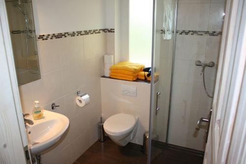 Das Bad- modern und interessant