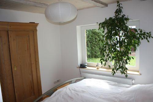 Das Schlafzimmer- Ruhe und Entspannung