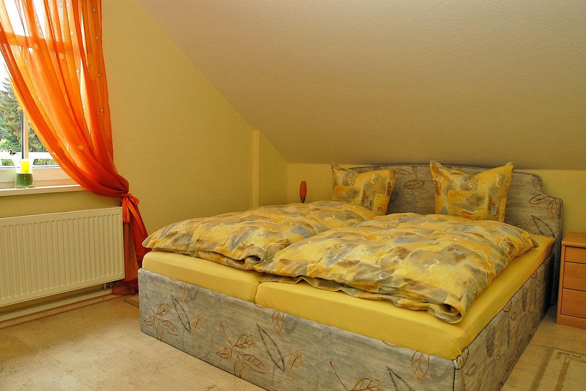 Ferienwohnung 1 (Schlafzimmer)