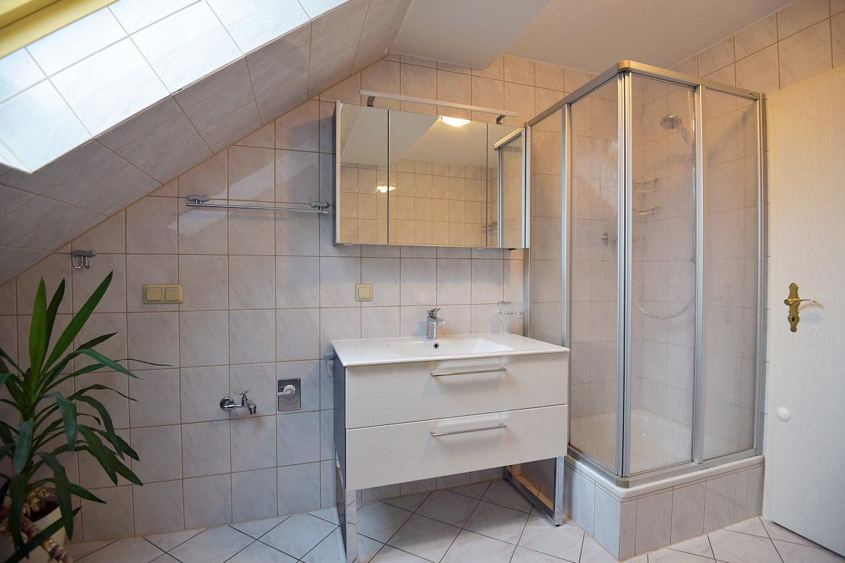 Ferienwohnung 1 (Badezimmer)