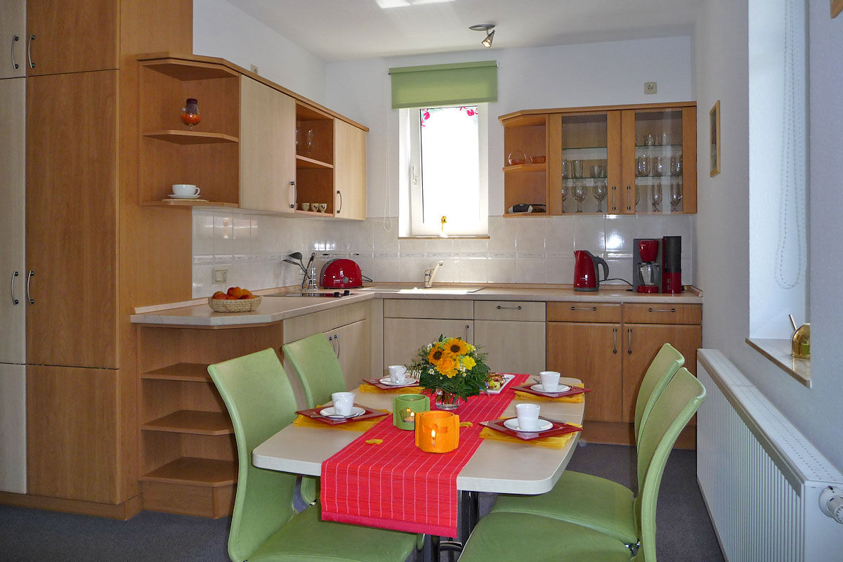Ferienwohnung 2 (Küche)